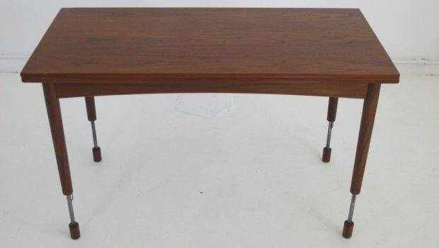 Dining Coffee Table Adjustable Height