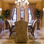 Dining Room Classical Decorating Ideas