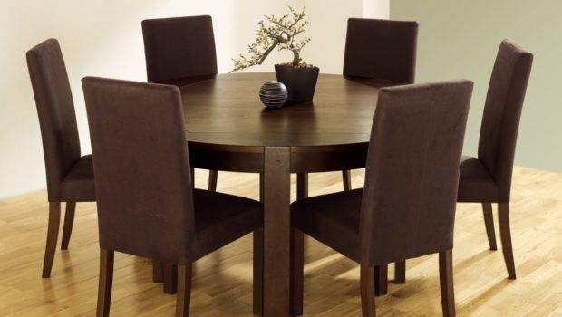 Dining Room Designs Awesome Modern Sets Floor Round Table