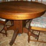 Dining Room Designs Awesome Oak Table Round Style Classic