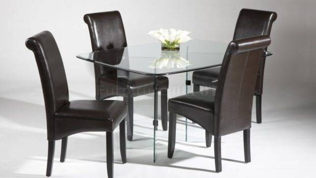 Dining Room Tables Chairs Awesome Glass Table
