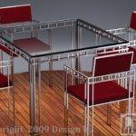 Dining Set Japanese Style Assf Advanced Stainless Steel