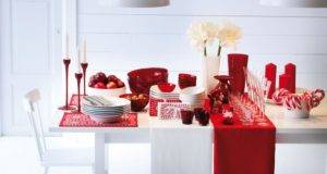 Dining Table Christmas Decorating Ideas