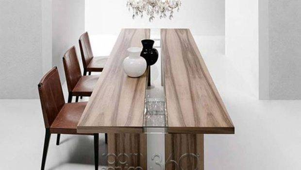 Dining Table Design Glass Top