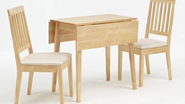 Dining Table Drop Leaf Chairs