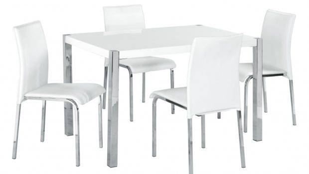 Dining Table Four Chairs Next Day Delivery