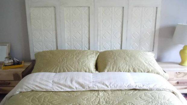 Discount Headboards Old Door Headboard Make