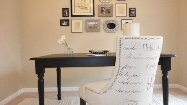 Diy Budget Office Makeover Just Many Great Ideas
