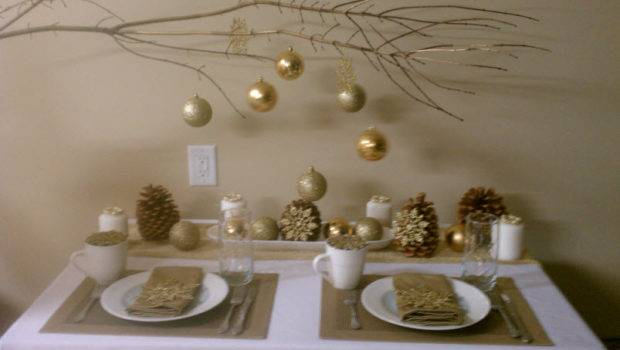 Diy Easy Inexpensive Holiday Table Settings Wmbfnews Myrtle