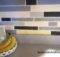 Diy Faux Tile Backsplash Stephanie Marchetti Sandpaper Glue