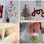Diy Holiday Room Decorations Easy Cheap Crafts