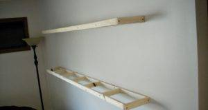 Diy Install Floating Bathroom Shelves Best Auto Reviews
