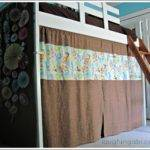Diy Loft Bed Curtains Laughing Abi