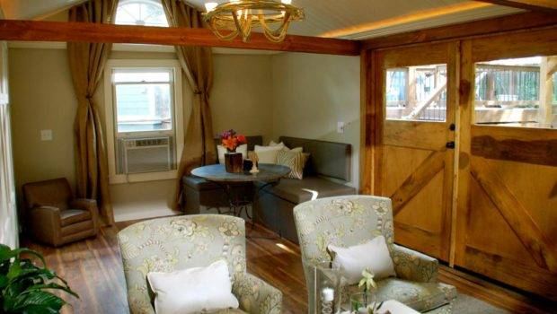 Diy Network Converts Old Attic Shed Into Living