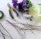 Diy Rustic Wedding Twig Swag Pew Decoration