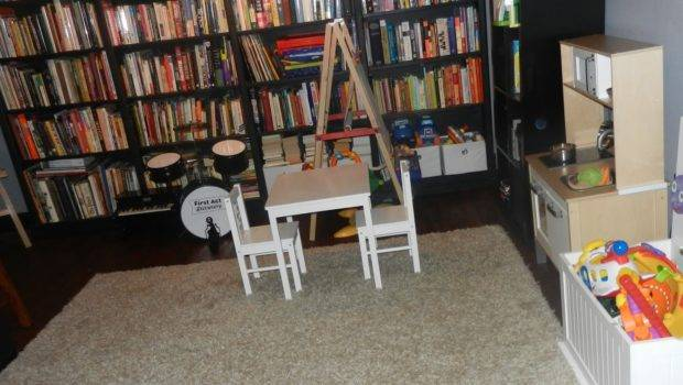 Diy Survival Guide Basement Playroom