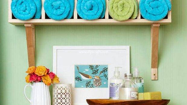 Diy Wall Decor Ideas Bathroom Crafts