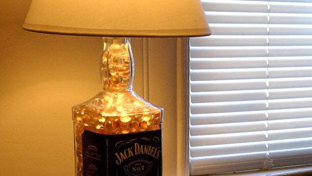 Diy Wine Bottle Lamps Craft Projects