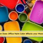 Does Office Paint Color Affects Your Mood