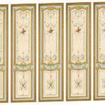 Dolls House Victorian Wall Panels Choose Scale