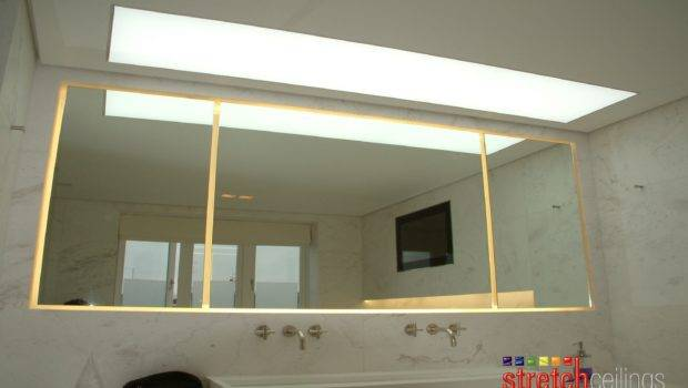 Domestic Lighting Solutions Stretch Ceilings
