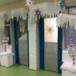 Door Doors Decor Everest Group Vbs Classroom Frozen