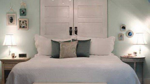 Door Headboard Design Ideas Make Country