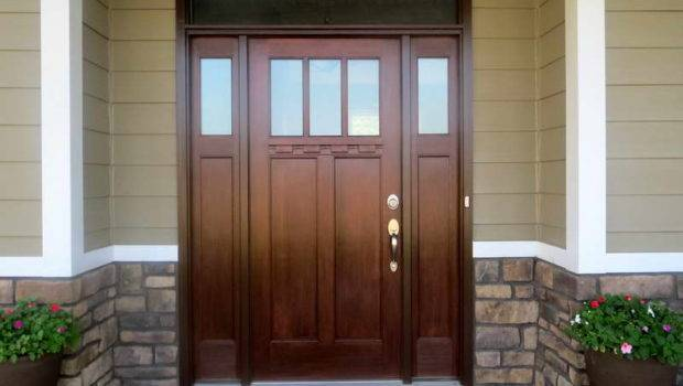 Doors Craftsman Style Mission Front Exterior