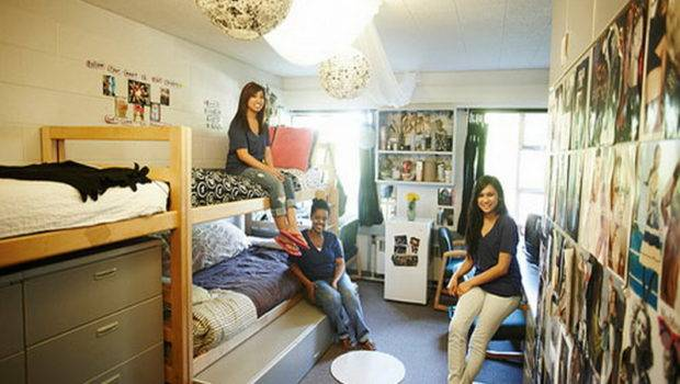 Dorm Room Decorating Bedding Cute Ideas