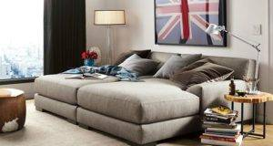 Double Chaise Sofa Home Ideas Pinterest