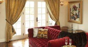 Double Sid Sofas Side Chairs