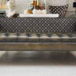 Double Sided Chesterfield Sofa Stdibs