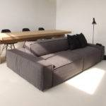 Double Sided Sofa Designed Living Small Spaces