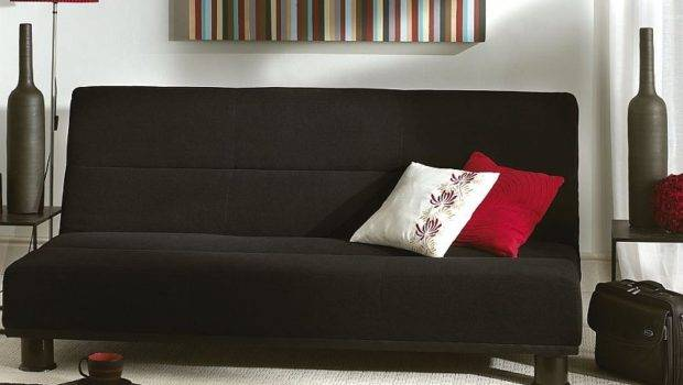 Double Sofa Bed Which Easily Converts Comfortable