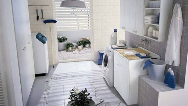 Drains Laundry Room Look Places Install Electric Outlets