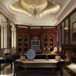 Drawing Room Ceiling Design Living Interior Chinese