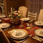 Dress Your Dining Table Make Perfect Any Kind Dinner