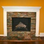 Dry Stack Stone Fireplace Designs Car Tuning