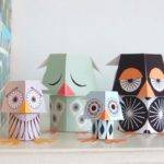 Each Set Animal Paper Crafts Priced Usd