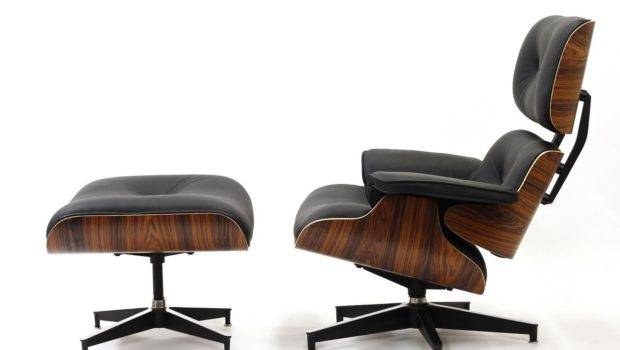 Eames Lounge Chair Icon Modern Design Book Abduzeedo
