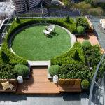 Easy Install Rooftop Gardens Terrace India Life Green