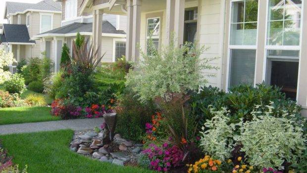 Easy Landscaping Ideas Your Back Front Yard