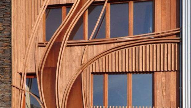 Eco Friendly Houses Made Natural Materials