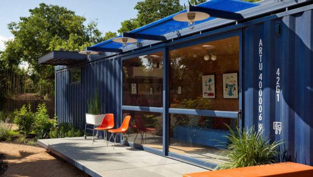 Eco Friendly Shipping Container Guest House