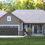 Edco Products Case Study Steel Siding New Home Construction