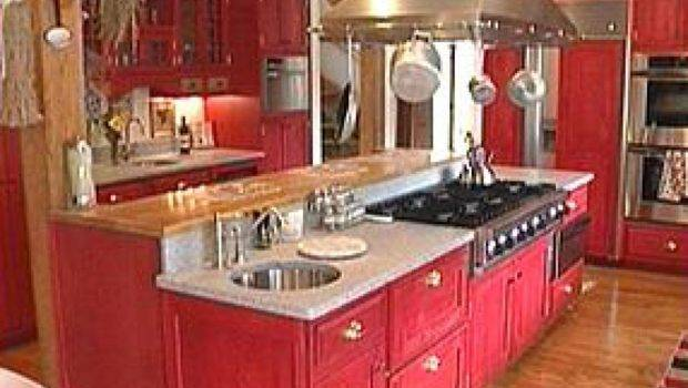 Efficiency Color Restored Cook Kitchen Ideas Design