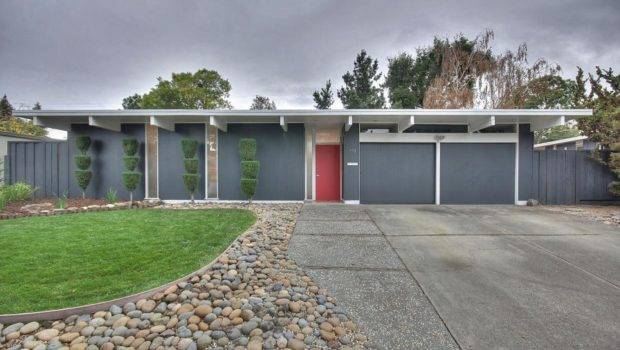 Eichler Homes Real Estate Home Tracts Living