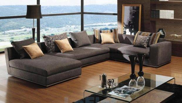 Either Way Living Rooms Provide Design Set Piece Display
