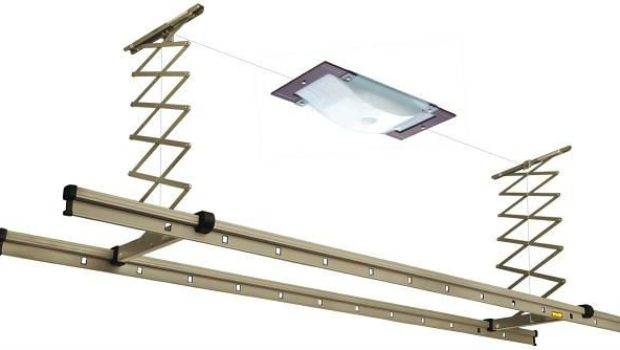 Electric Retractable Clothes Rack Hanging