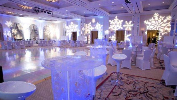 Elegant Holiday Party Decor Consider Modern Winter Wonderland
